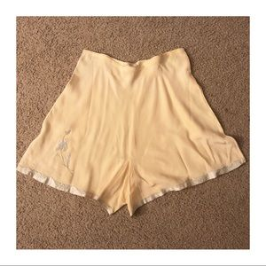 Beautiful Vintage 1950's Tap Pants, A Rare Find!